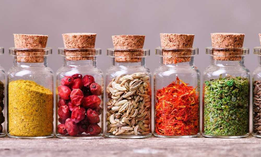 How to Arrange Spices in Kitchen