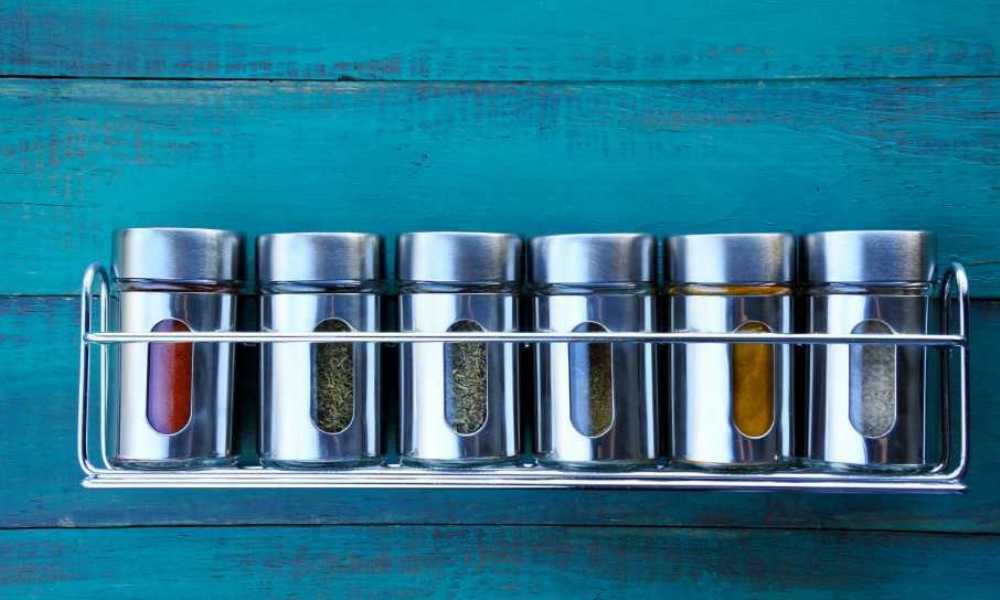 Assemble the Spice Rack