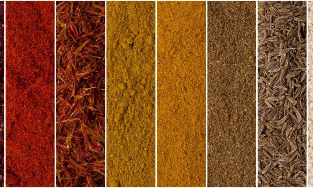 Red Spice Storage Rules